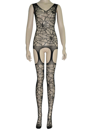 Sheer Body Stockings YB-1016