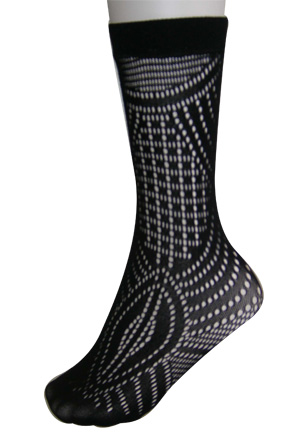Fishnet Knee Highs YE-1008