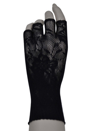 Fingerless Lace Gloves YH-1101
